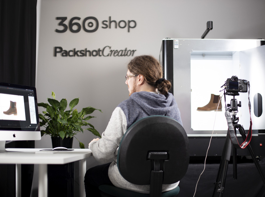 360shop.studio Packshot Creator.