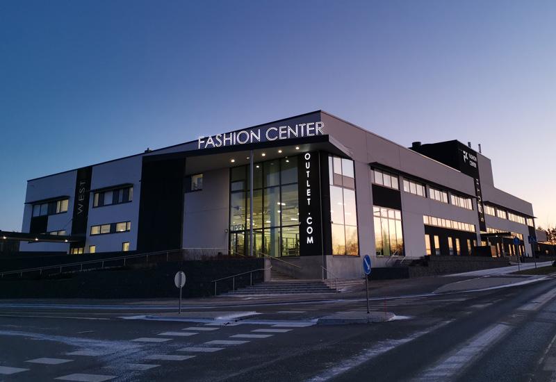 Fashion Center, Härkähaankuja 14, Vantaa.